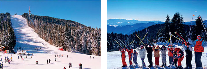 Winter Sports in Bulgaria | Tour operator in Bulgaria - Guided Tours Bulgaria